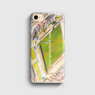 saltergate from above   3D Phone case